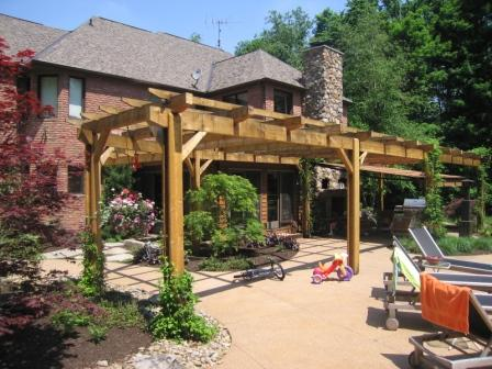 The Art of Pergola Design (2) | The Whispering Crane Institute
