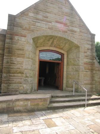 Ohio Memorial Shrine