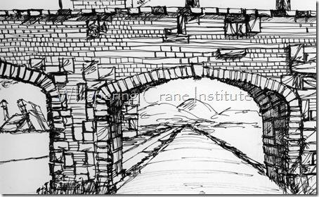 Rick Anderson Drawings, renderings,moleskins