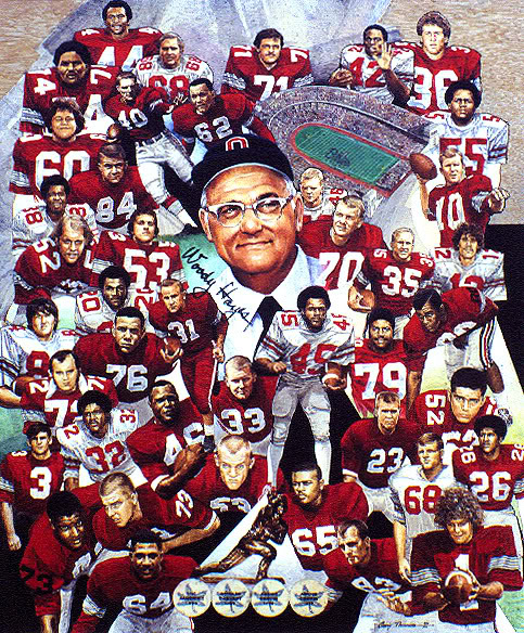 Coach Hayes