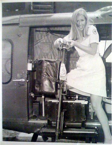 US Army Vietnam War, Donut Dolly