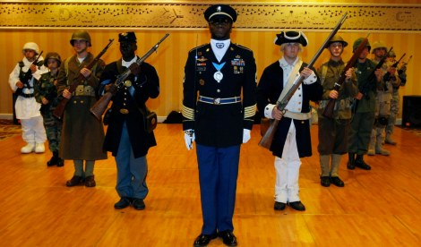 Happy 238th to the US Army