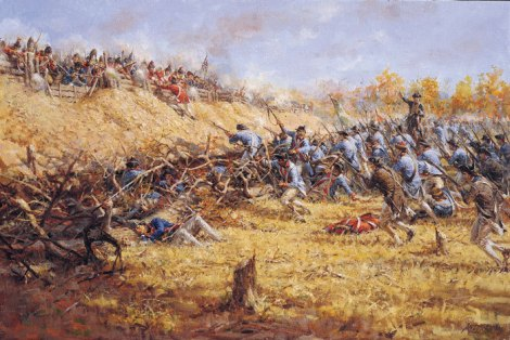 US Army Revolutionary War