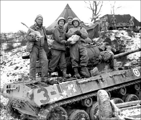US Army WWII
