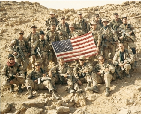 US Army Special Forces, Desert Storm