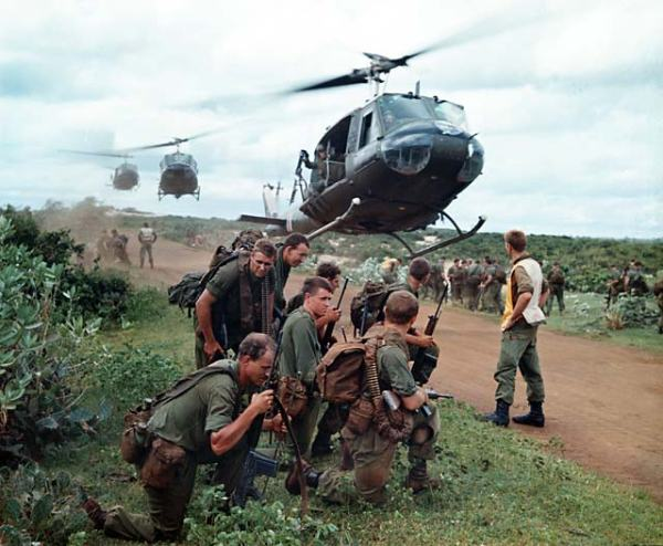 US Army Vietnam War