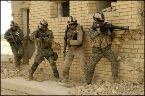 US Army Iraq War