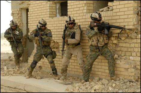 US Army Iraq War