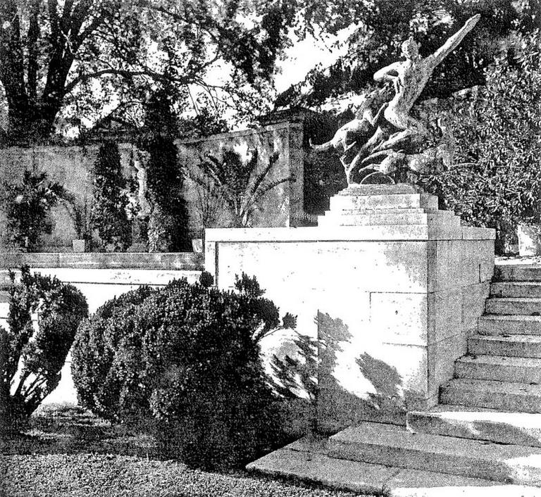 The Untermyer Gardens - Historical Image