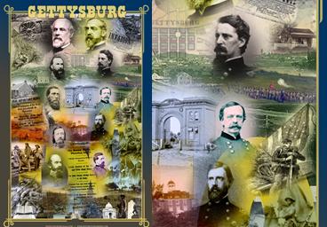 Gettysburg 150th Anniv.