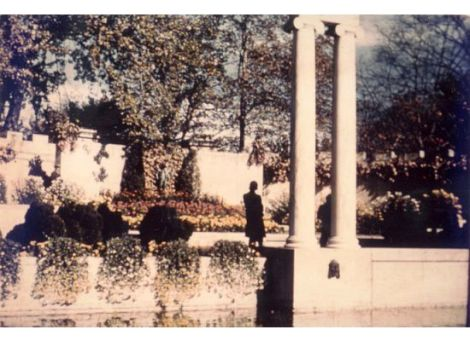 The Untermyer Gardens - taken in the 1930s