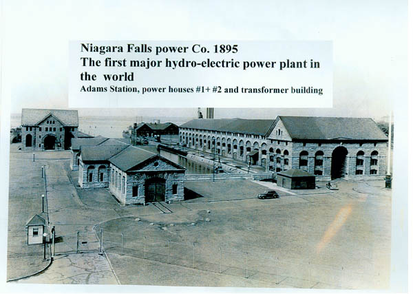 The First Power Plant
