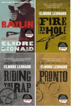 elmoreleonard_Four_Raylan_Covers