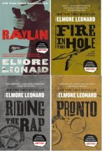 elmoreleonard_Four_Raylan_Covers