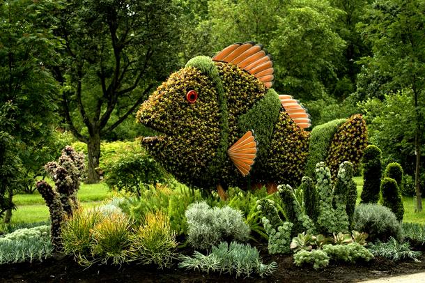 International Mosaiculture Montreal 2013