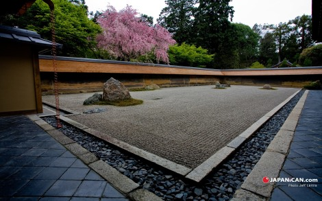 Ryoanji Temple, Japan