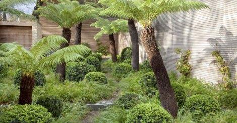 Tom Stuart-Smith private London Garden